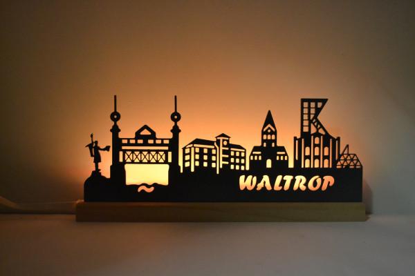 Skyline Waltrop-Laserzuschnitt